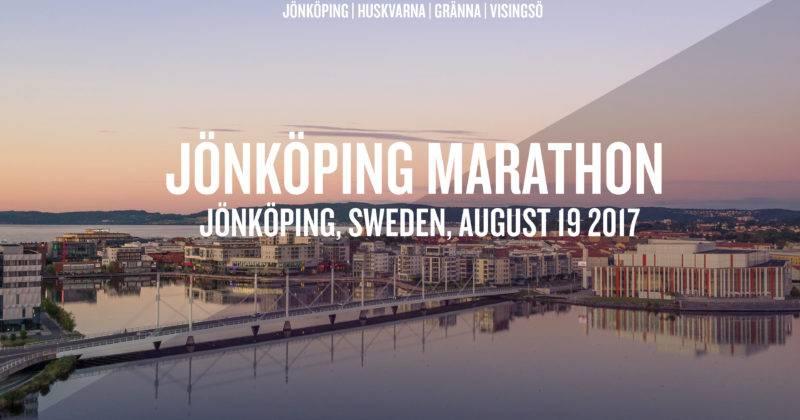 Jönköping Marathon uppmärksammas i media